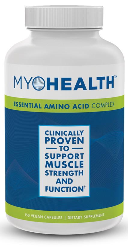 MyoHealth™ Amino Acid Complex Vegan Capsules