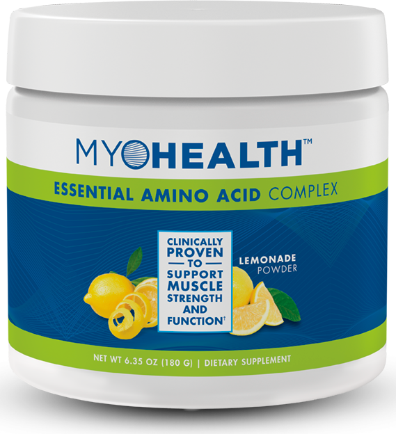 MyoHealth™ Essential Amino Acid Complex Powder