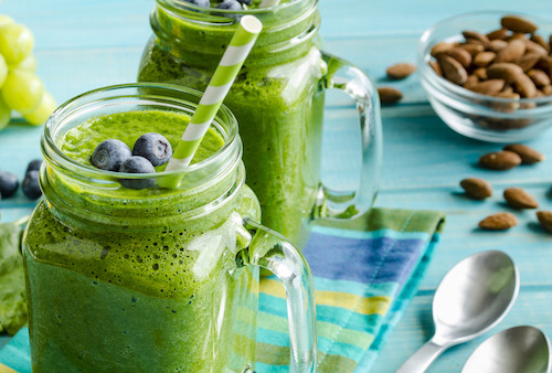 The Greatest Green Smoothie