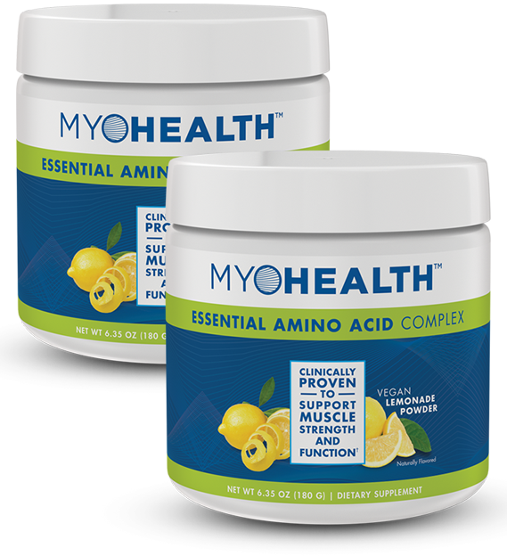 MyoHealth™ Lemonade Powder 2 Pack