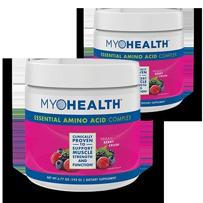 MyoHealth Berry Crush Powder 2pk